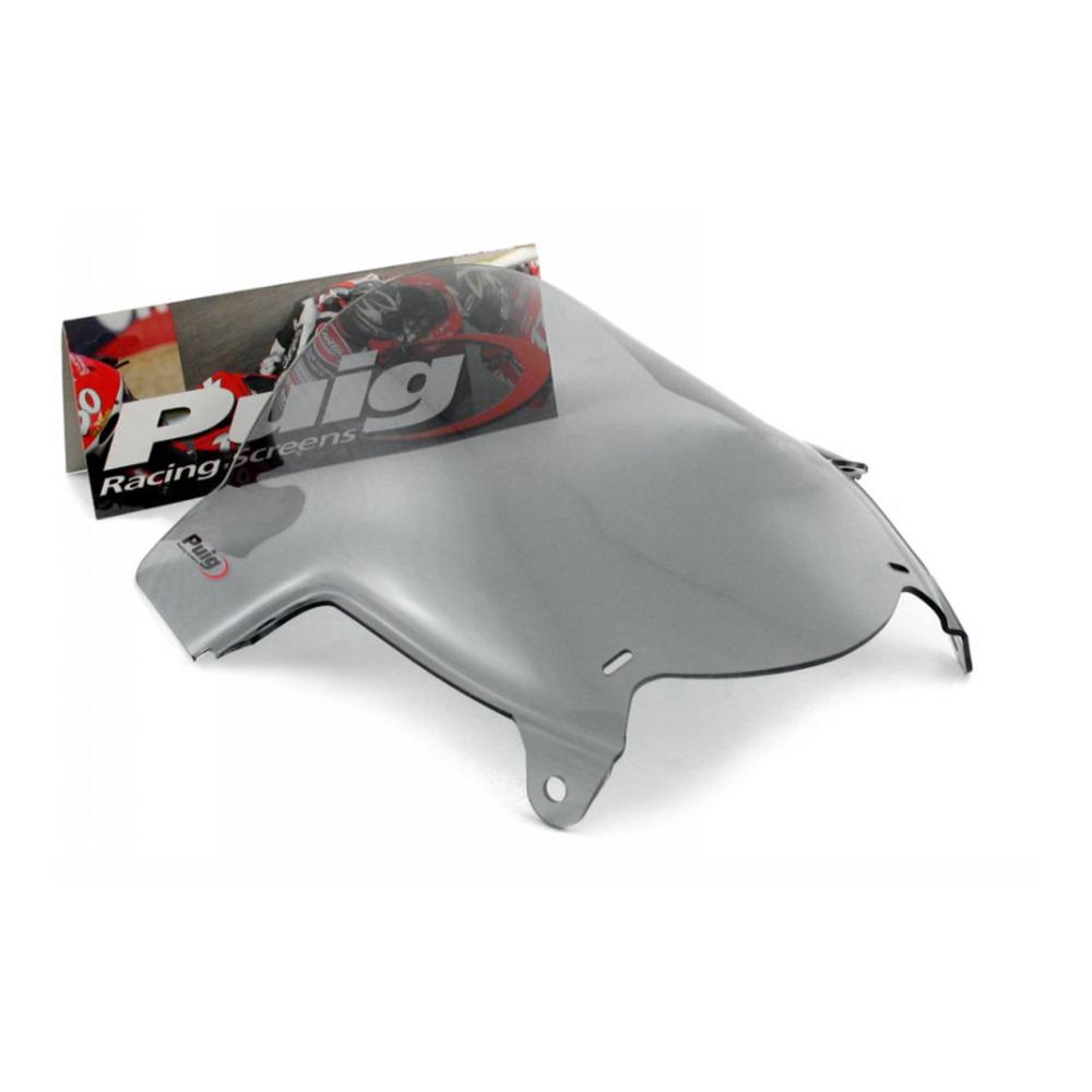Dark Smoke  4665F Puig Racing Windscreen
