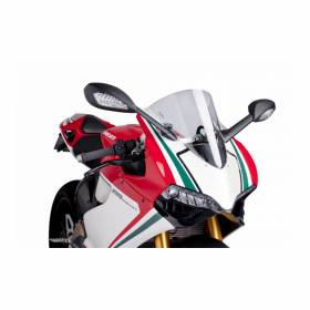 PUIG WINDSHIELD TRANSPARENT 5990W DUCATI PANIGALE 1199 R 2015 > 2020