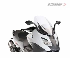 PUIG WINDSHIELD TRANSPARENT 9014W BMW C 650 SPORT650 2016 > 2020