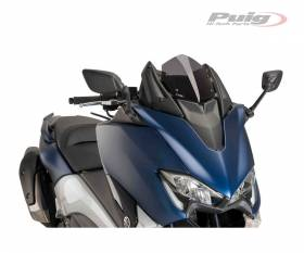 PUIG WINDSHIELD DARK SMOKED 9841F YAMAHA T-MAX 560 2020