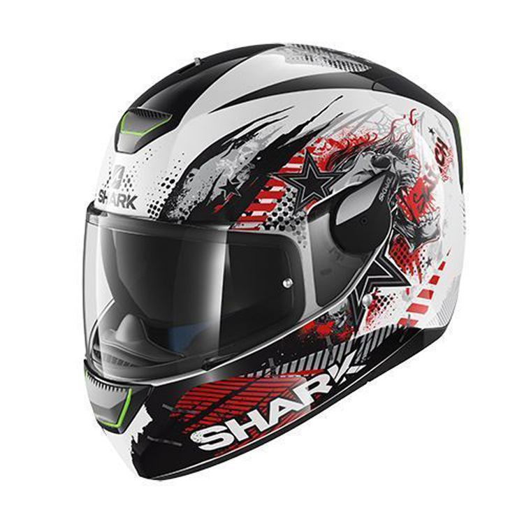 CASCO SHARK SKWAL SWITCH RIDER