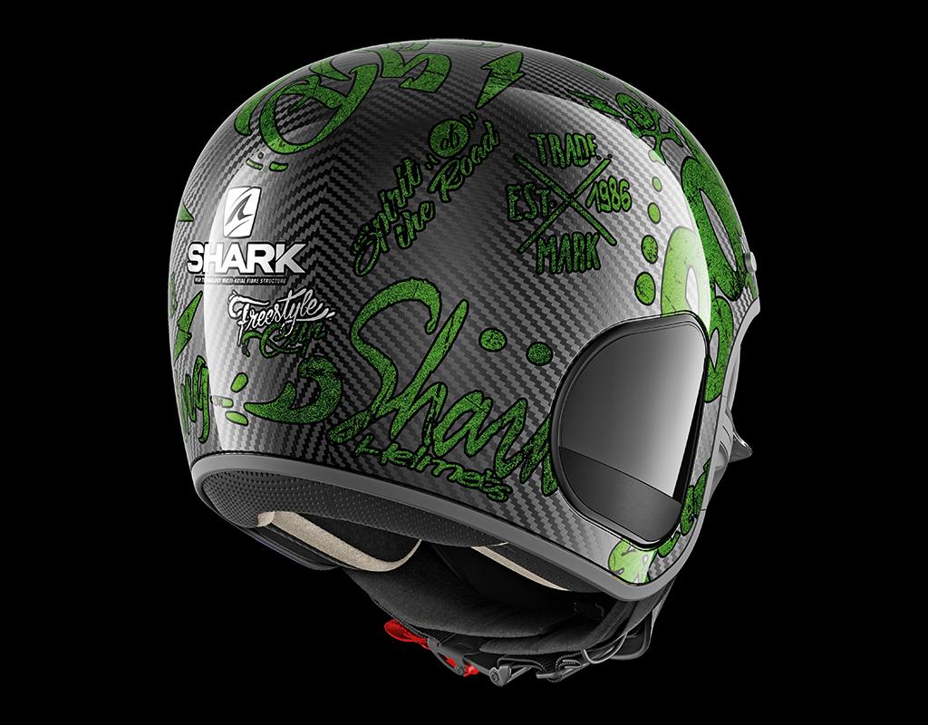 shark helmet s drak freestyle cup he2708dgg. Black Bedroom Furniture Sets. Home Design Ideas