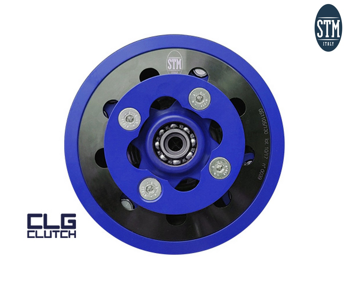 KYA-030 Kit Clg Clutch + Carter Stm Color Blue Yamaha 125 2019