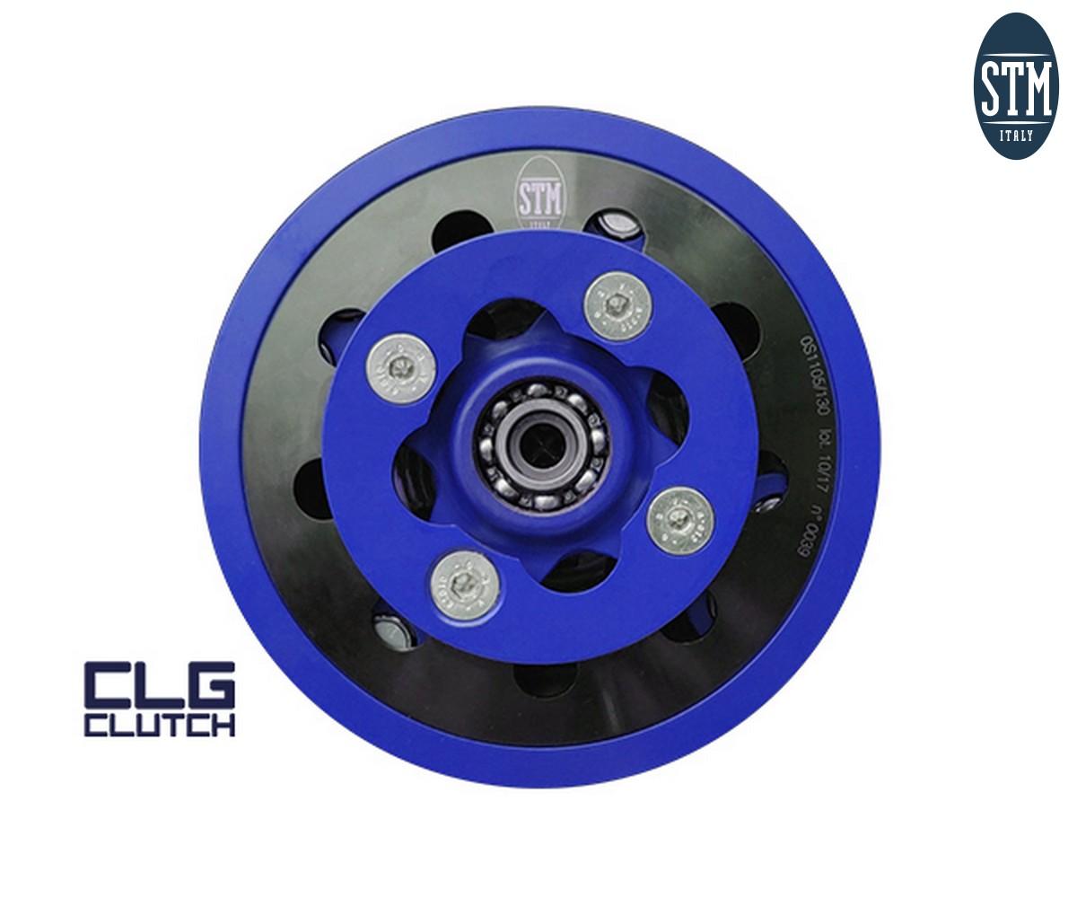 KYA-050 Kit Clg Clutch + Carter Stm Color Blue Yamaha 450 2019