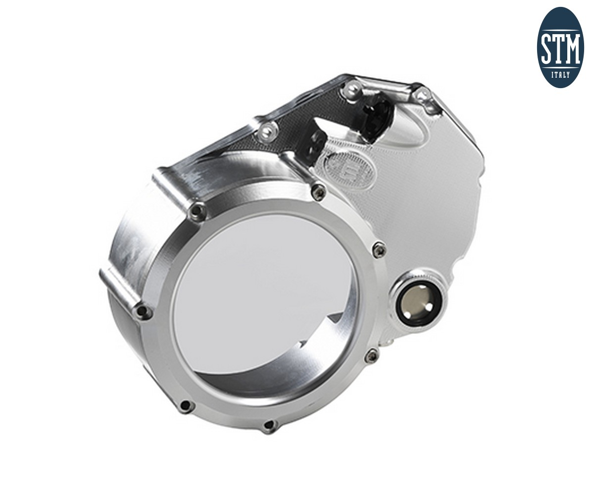 ODU-S300 Wet Clear Carter Milling Sculptured Stm Color Silver Ducati Multistrada 1200 2010 > 2017