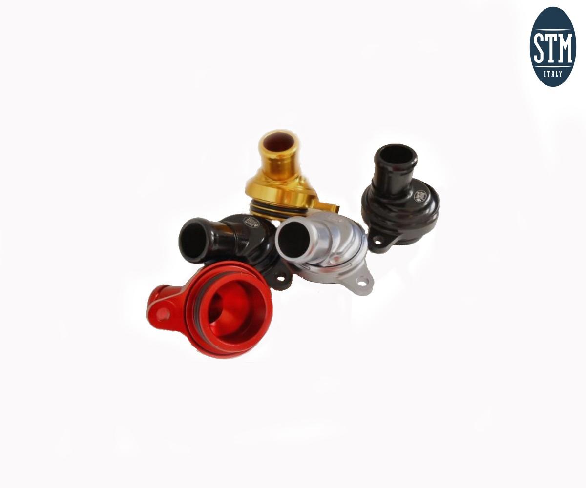 SDU-N071 Oil Breathers Stm Color Black Ducati Streetfighter 2009 > 2014