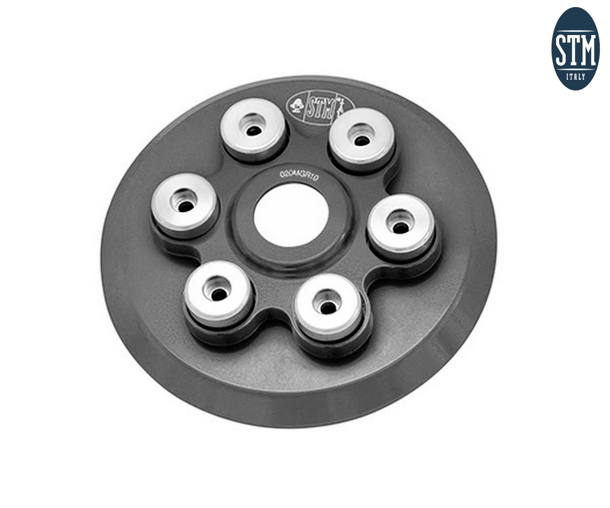 SDU-S060 Clutch Pusher Plate Classic For Oem Clutches Stm Color Silver Ducati