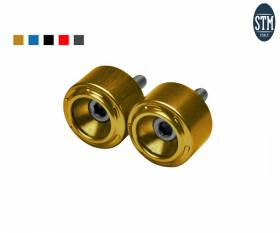 Bar End Expander 17Mm Small Stm Color Gold