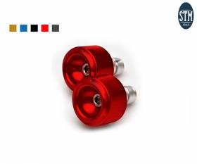 Bar End Expander 17Mm Small Stm Color Red
