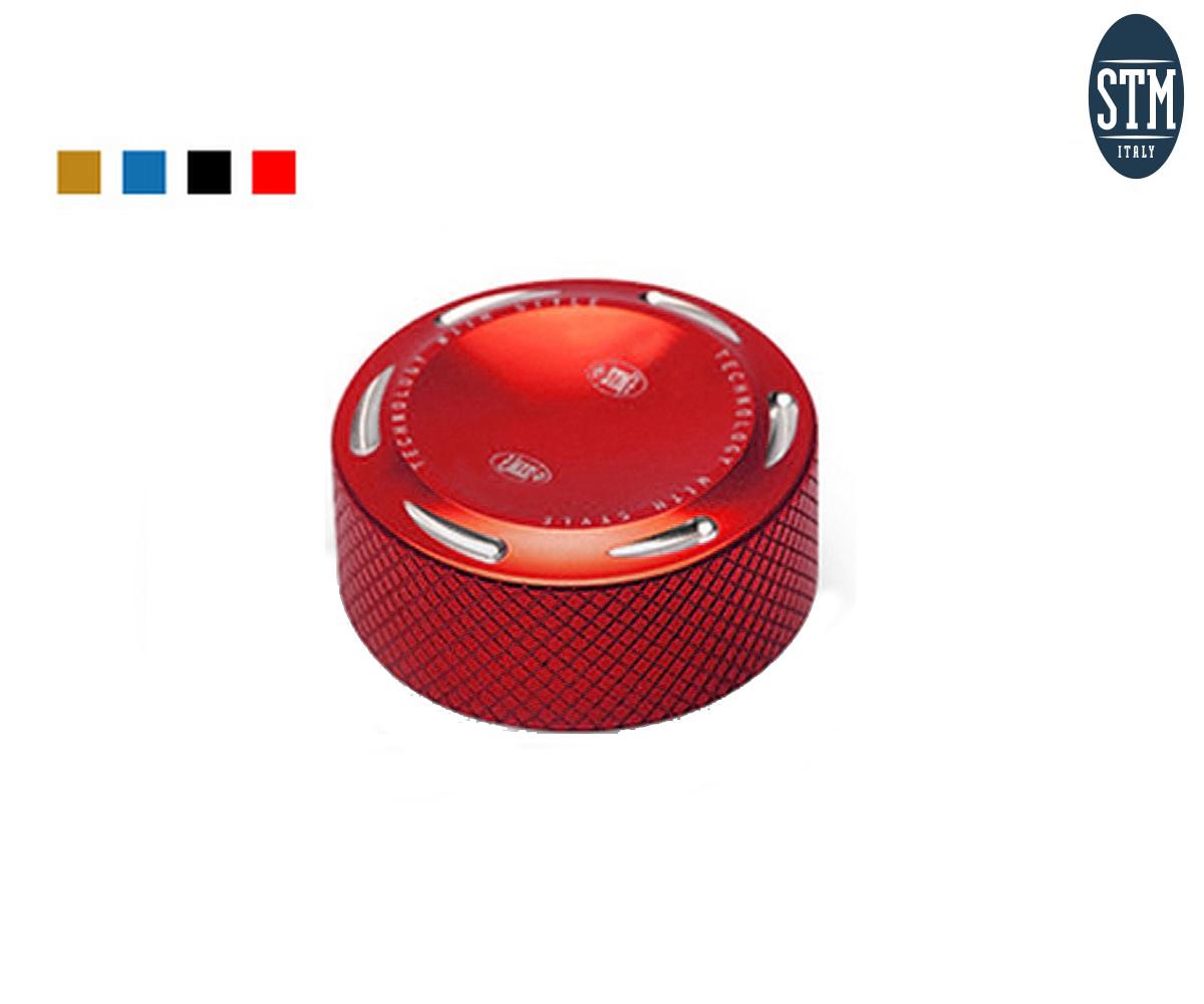 SUN-R270 Oil Reservoir Cap Rear Brake Brembo Stm Color Red Ktm Superduke 2014 > 2021