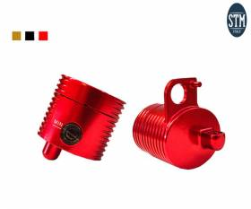 Oil Reservoir Capacity 40Cc E Model Stm Color Red