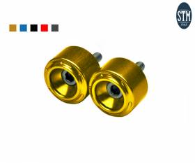Bar End Expander 2 Pcs M6X25 Small Stm Color Gold Yamaha