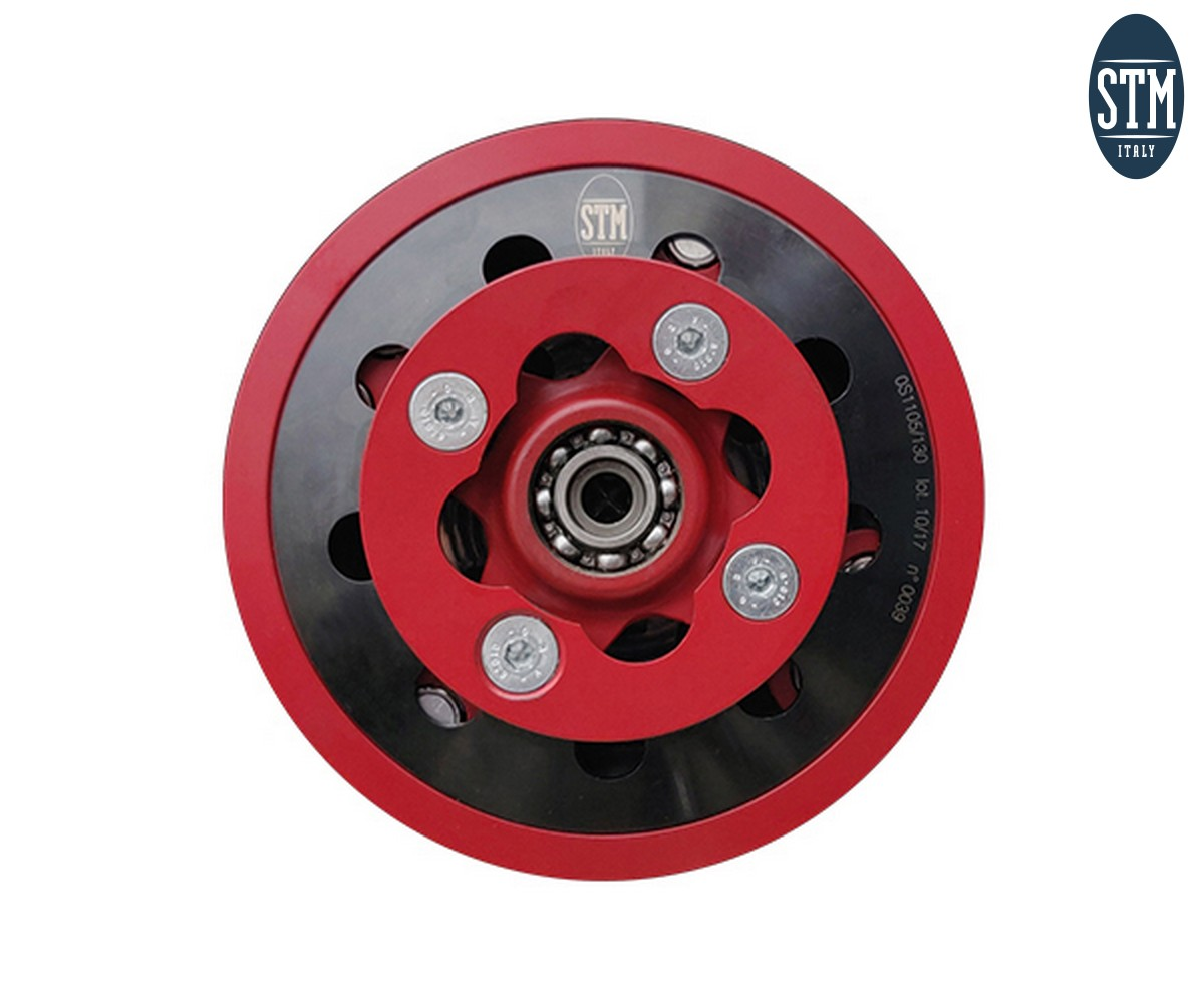 XHN-020 Clg Clutch Stm Color Red Honda 450 2019
