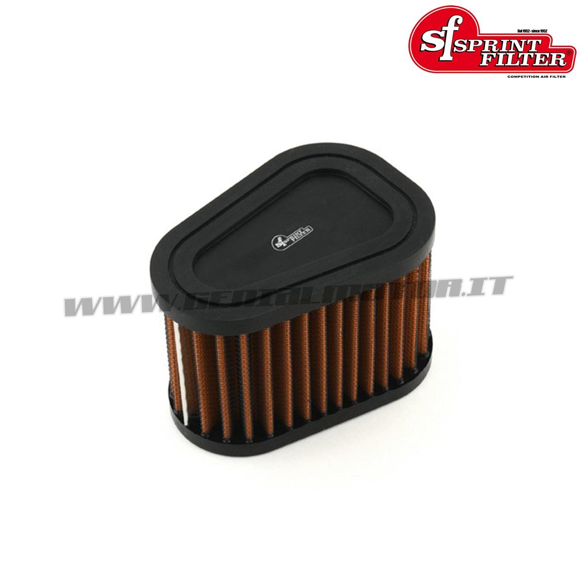 Luftfilter P08 SprintFilter OM09S für Buell X1 Lightning 1200 1999 > 2002