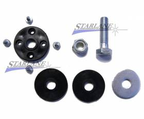 STARLANE Elastic supports kit for ATHON GPS and Stealth GPS 2-3-4 with M8 bolt and rubber washers