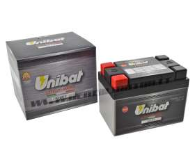 Unibat Lithium Battery ULT1 150A for ADLY FOX 2T 1998 > 2002 YTX4L-BS