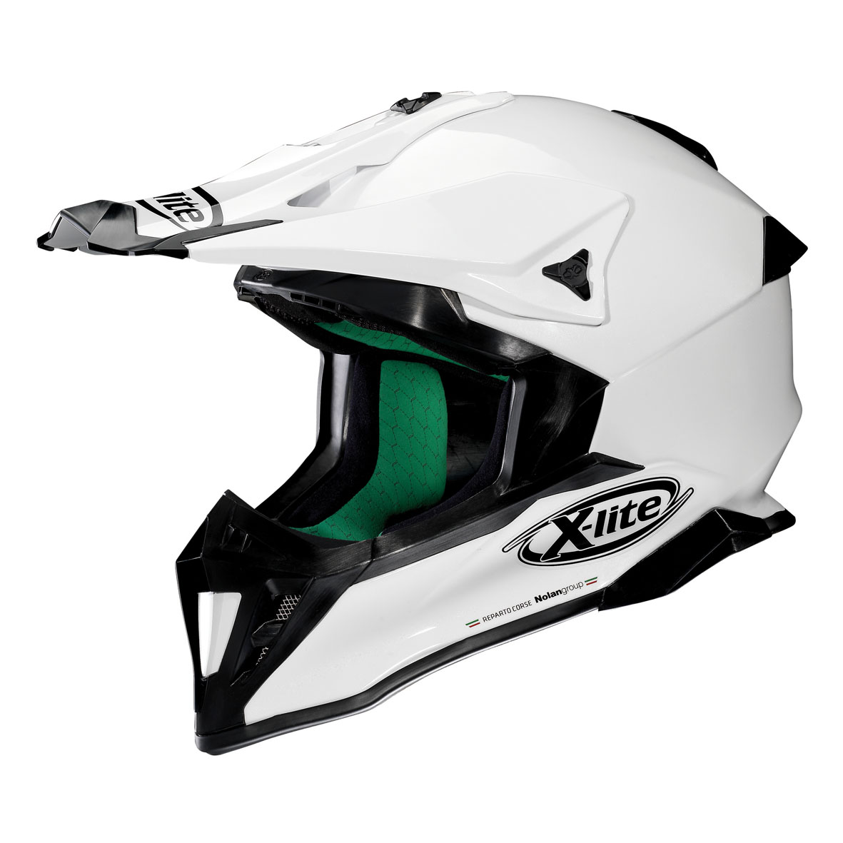 CASCO X LITE X-502 START 3 METAL WHITE