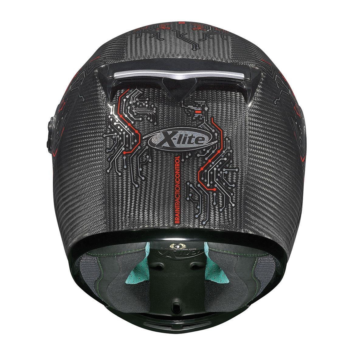 x lite helmet x 802rr ultra carbon btc 11 carbon. Black Bedroom Furniture Sets. Home Design Ideas