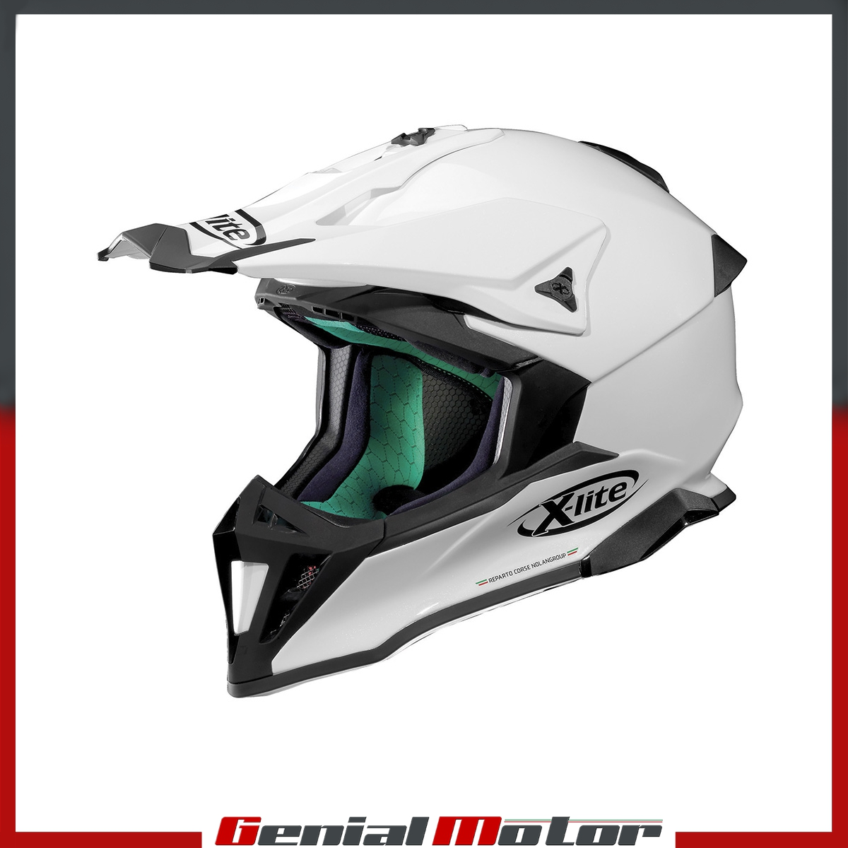 CASQUE-X-LITE-X-502-START-003-TAILLE-M-METAL-WHITE