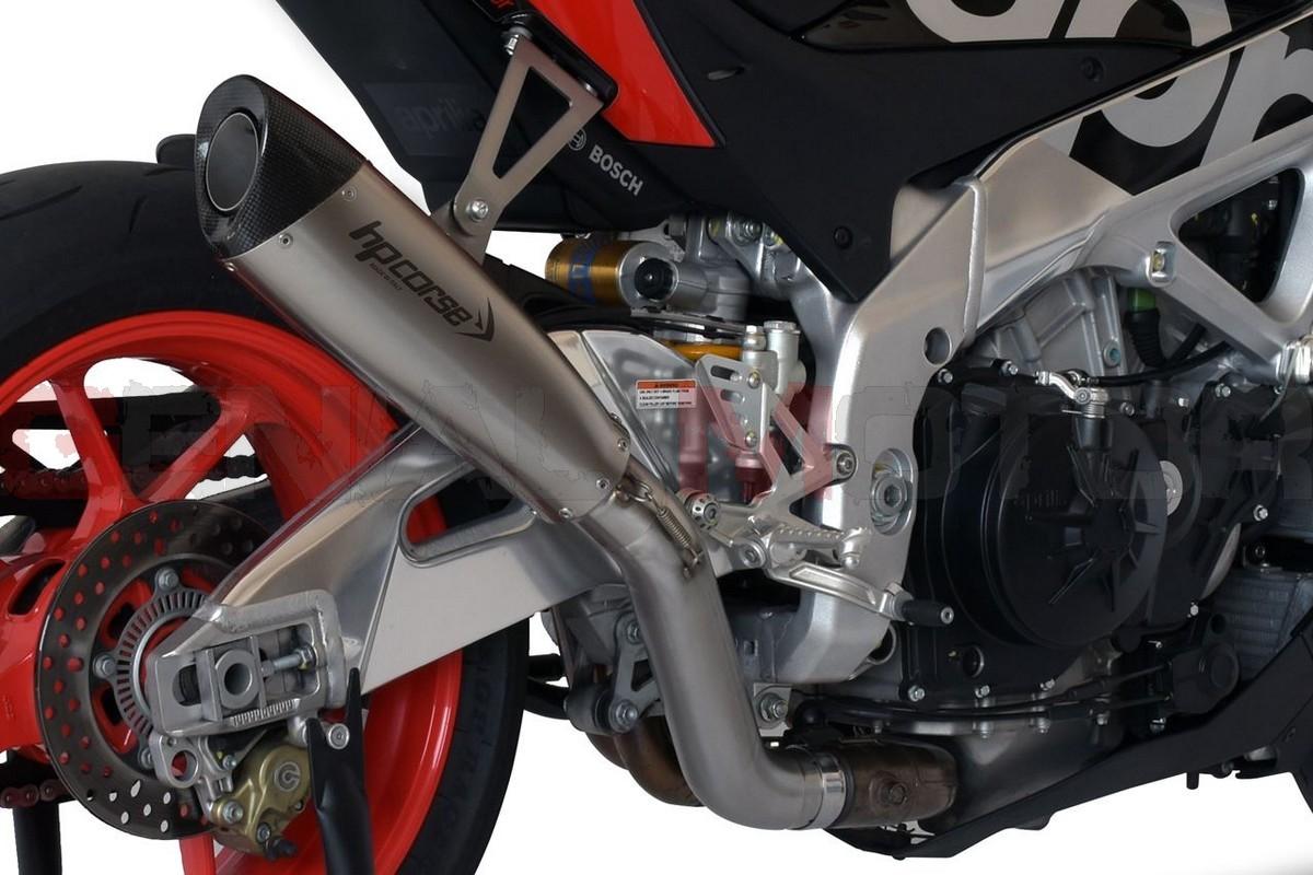 Hp Corse Evoxtreme 310 Satin - Slip On Exhaust System