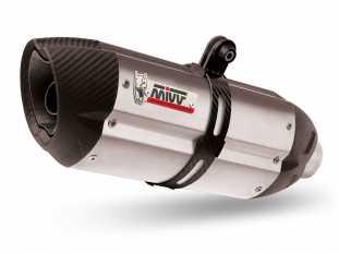KTM 200 DUKE SCARICO COMPLETO MIVV TERMINALE SUONO INOX