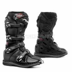 STIVALI FORMA COUGAR NERO   MX KID